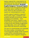 No Brief: Graphic Designers' Personal Projects [With CDROM]