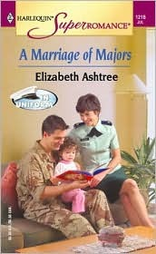 A Marriage of Majors by Elizabeth Ashtree