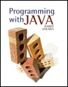 Programming with Java by Barry Holmes