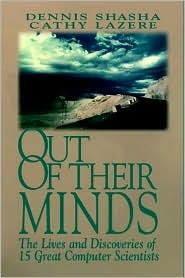 Out of Their Minds by Dennis E. Shasha