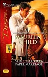 Seduced into a Paper Marriage (The Hudsons of Beverly Hills, #6)