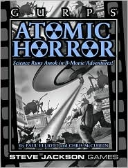 GURPS Atomic Horror 2ed by Paul Elliott