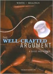 Well-crafted Argument by Fred D. White
