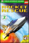 Rocket Rescue (DK Lego Readers: Level 2: Beginning to Read Alone)