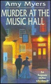 Murder At The Music Hall (Auguste Didier Mystery 8)