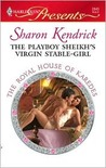 The Playboy Sheikh's Virgin Stable-Girl (The Royal House of Karedes #2)