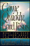 Come Quickly, Lord Jesus!