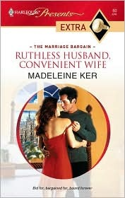 Ruthless Husband, Convenient Wife by Madeleine Ker
