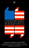 The Contemporary American Poets by Mark Strand
