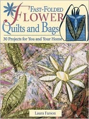 Folded-Flower Quilts & Bags