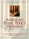 American Public Policy Problems: An Introductory Guide
