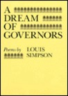 A Dream of Governors: Poems