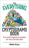 Everything Cryptograms Book: Fun and Imaginative Puzzles for the Avid Decoder