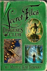 The Secret Files of the Diogenes Club by Kim Newman