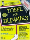 TOEFL for Dummies [With *]