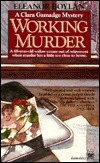 Working Murder (Clara Gamadge Mystery #1)