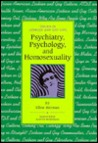 Psychiatry, Psychology, And Homosexuality