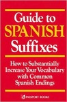 Guide to Spanish Suffixes