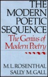 Modern Poetic Sequence: The Genius of Modern Poetry