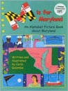 M is for Maryland: An Alphabet Picture Book about Maryland