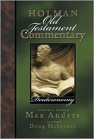 Deuteronomy (Holman Old Testament Commentary, #3)