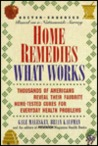 Home Remedies: What Works