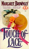 Touch of Lace by Margaret Brownley