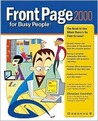 FrontPage 2000 for Busy People