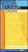 Fodor's Flashmaps Chicago: The Ultimate Map Guide (Flashmaps)