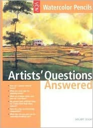 Artists' Questions Answered: Watercolor Pencils