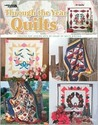 Through the Year Quilts (Leisure Arts #3487)