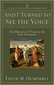 And I Turned to See the Voice: The Rhetoric of Vision in the New Testament