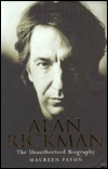 Alan Rickman: The Unauthorized Biography