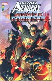 New Avengers / Transformers by Stuart Moore