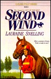 Second Wind (Golden Filly #8)