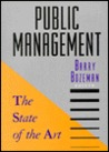 Public Management: The State Of The Art (Jossey Bass Public Administration Series)