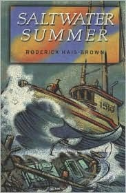 Saltwater Summer by Roderick L. Haig-Brown