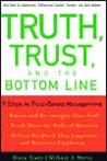 Truth, Trust, and the Bottom Line: Seven steps to trust based management.
