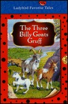 The Three Billy Goats Gruff (Ladybird Favorite Tales)