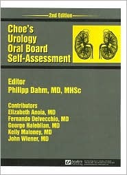 Choe's Urology Oral Board Self Assessment