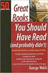50+1 Great Books You Should Read (and Probably Didn't): 50 Plus One