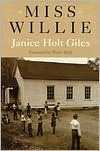 Miss Willie by Janice Holt Giles