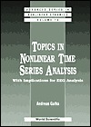 Topics in Nonlinear Time Series Analysis, with Implications for Eeg Analysis