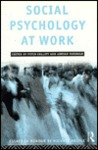 Social Psychology at Work