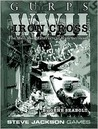 GURPS WWII: Iron Cross: The Men and Materials of Nazi Germany