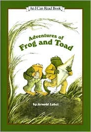 Adventures of Frog & Toad by Arnold Lobel