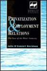 Privatization And Employment Relations: The Case Of The Water Industry