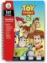 Toy Story 2 1st Grade Reading Storybook, for LeapFrog