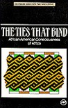 The Ties That Bind: African-American Consciousness of Africa