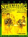 GURPS Special Ops: Counterterrorism, Hostage Rescue, and Behind-The-Lines Action